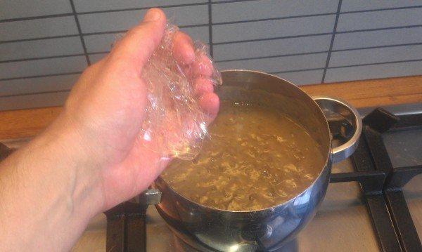 Gelatineblaadjes bitterballen