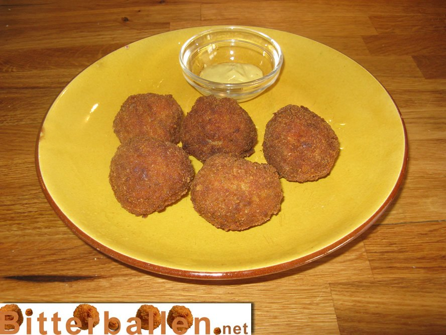 Bitterballen glutenvrij - Bitterbal zonder gluten