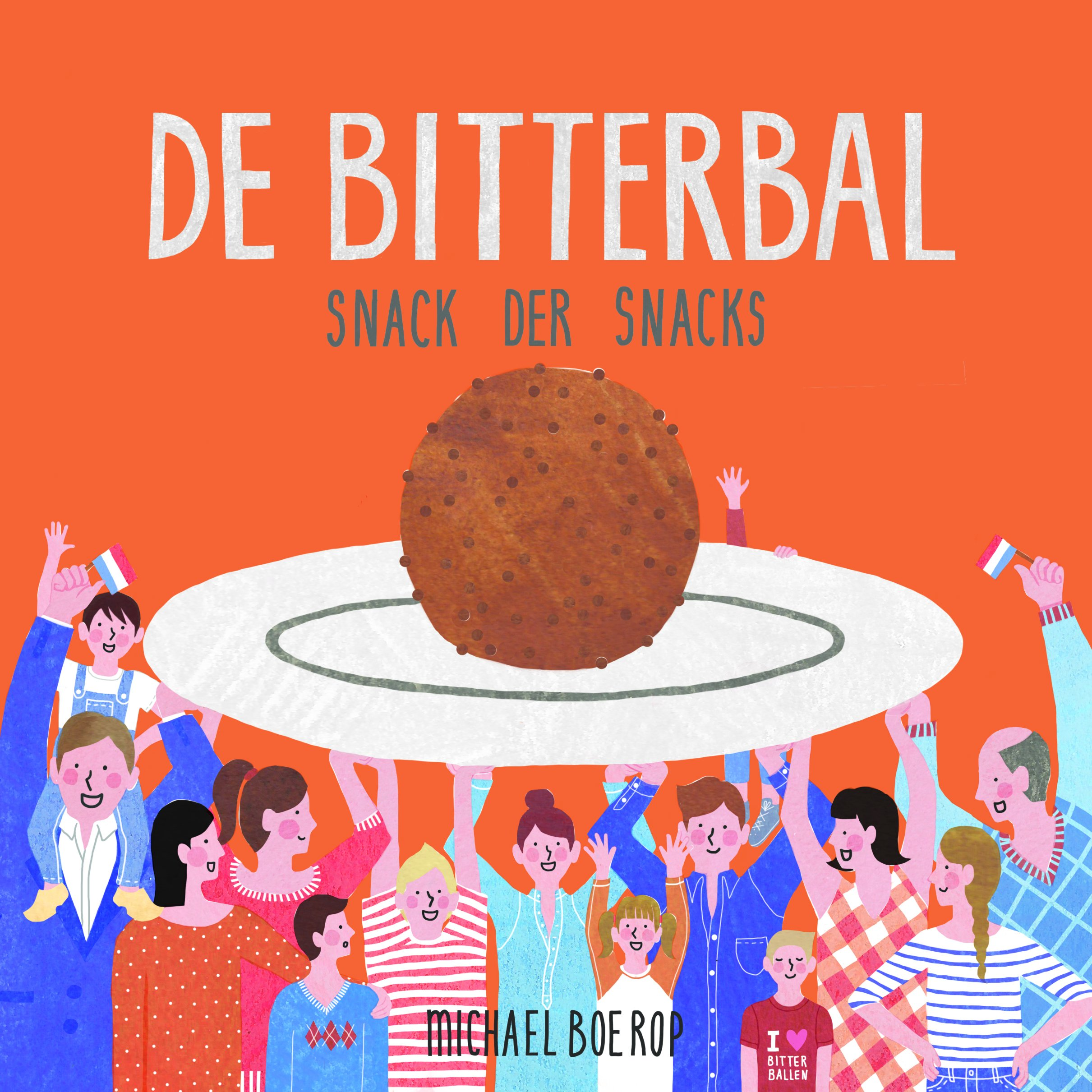 Bitterballenboek cover