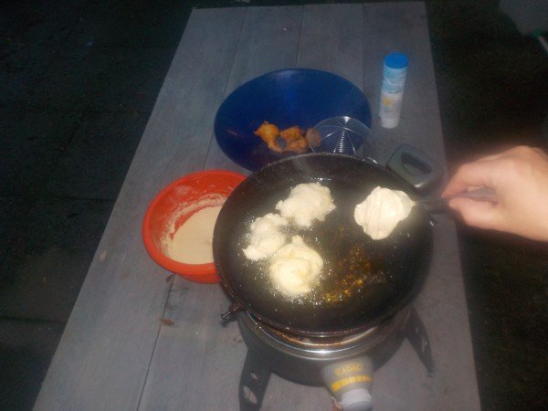 Hoe maak je oliebollen?