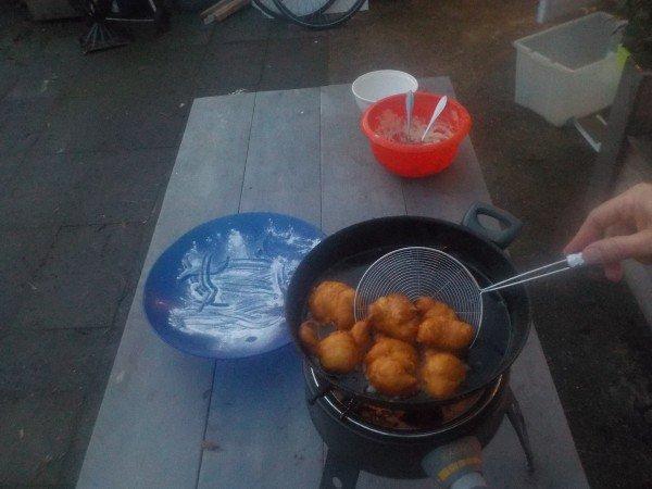 Oliebollen zelf maken - Recept