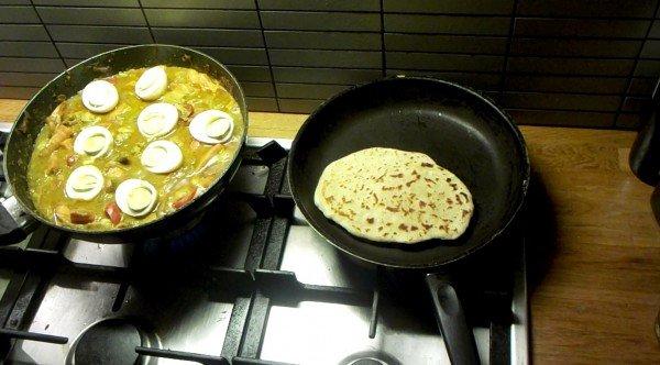 Hoe maak je naan? Recept Indiaas brood