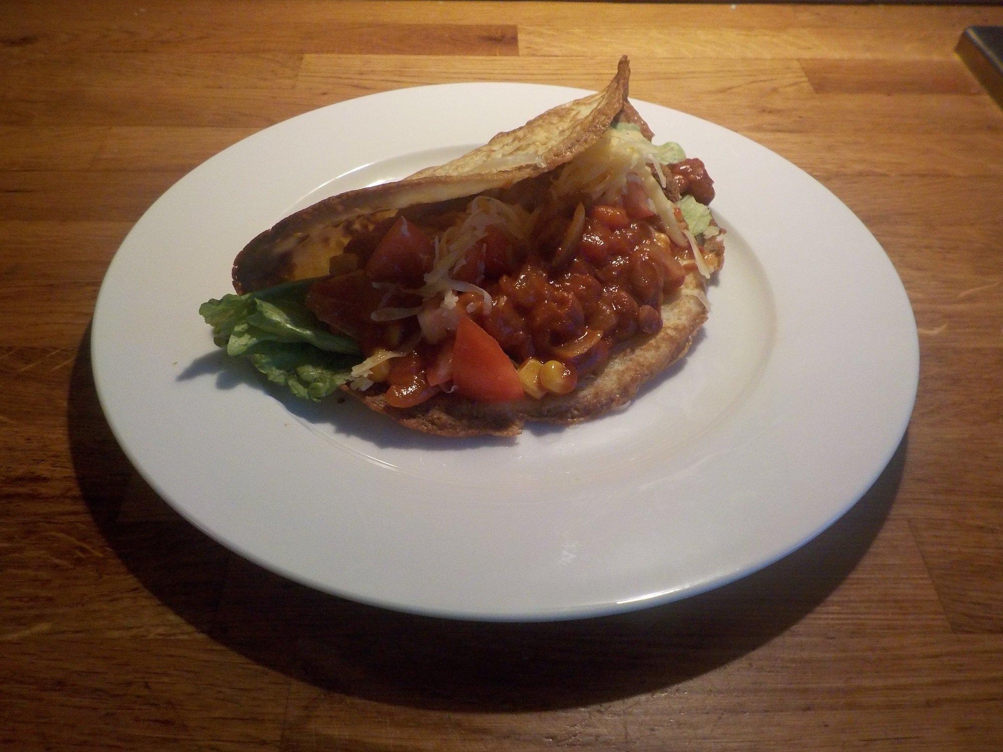 Mexicaanse recepten - Taco schelpen zelf maken