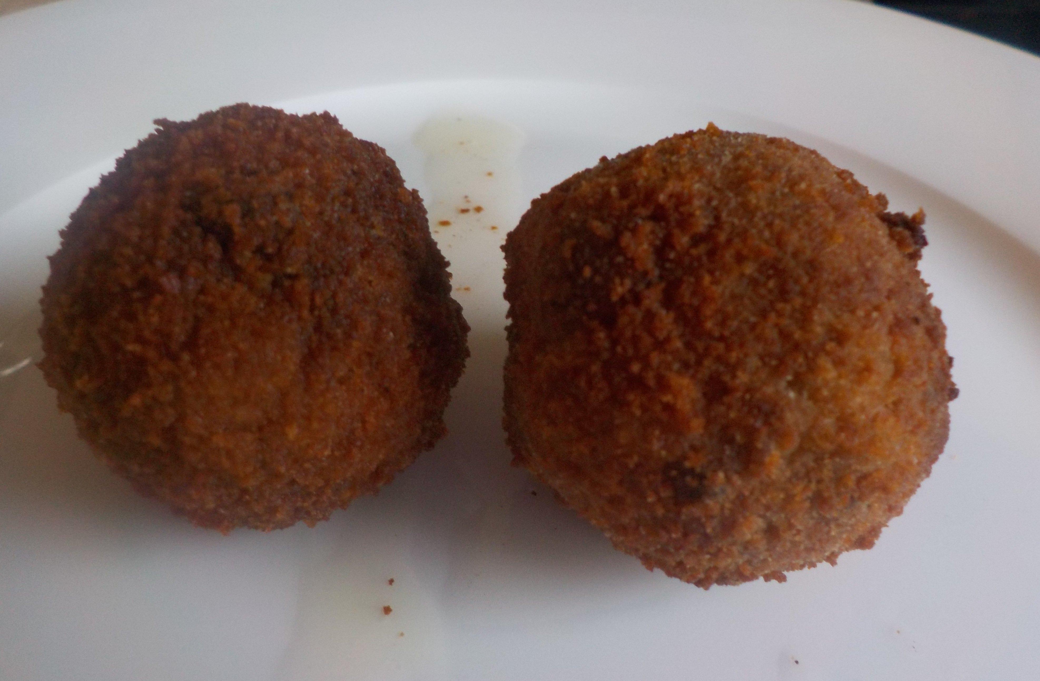 Veganistische bitterballen 100-procent natuurlijk