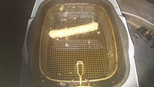 Viandel frituren