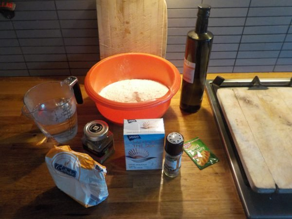 Recept pizzabodem maken