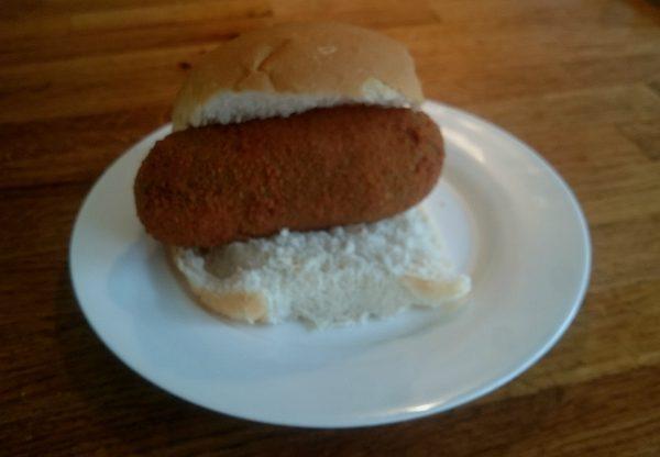 Broodje kroket - Sandwich Croquette