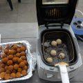 Frituurpan - Hoelang snacks frituren - Michael Boerop