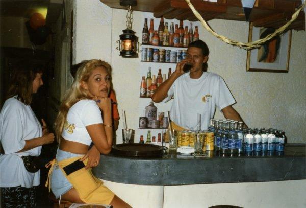 Michael Boerop Tiffany's Porlamar Isla Margarita Venezuela