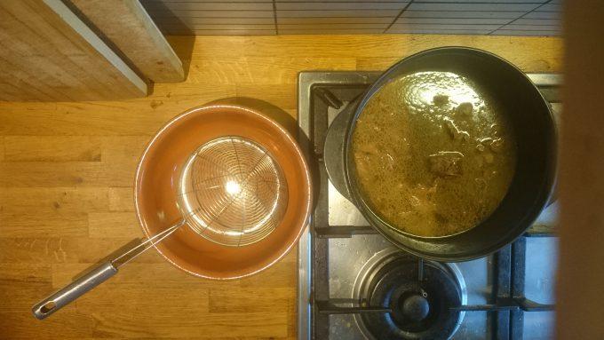 Rundvlees stoven
