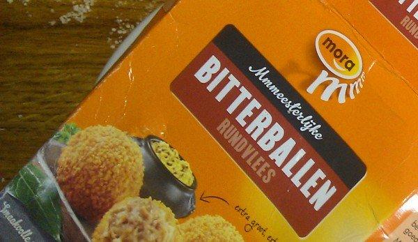 Mora MMMeesterlijke bitterballen rundvlees