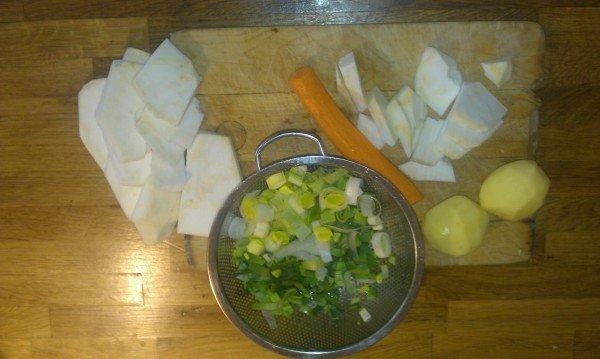 Erwtensoep maken recept
