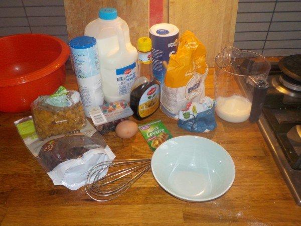 Oliebollen zelf maken - Recept - Ingrediënten