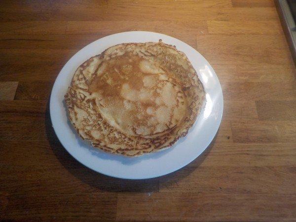 Pannenkoeken bakken - Zlef maken