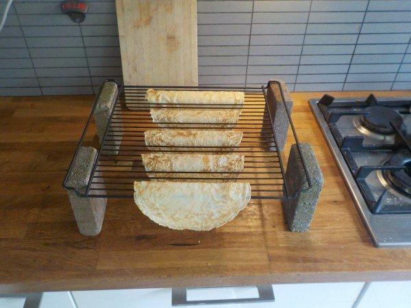 Taco schelpen zelf maken - recept