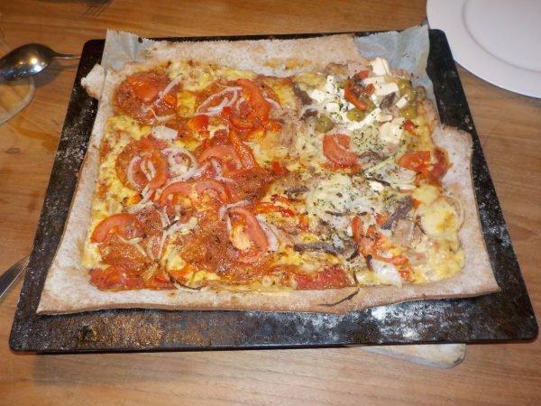 Recept pizza maken