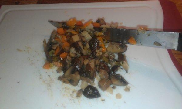 Vegetarische ragout