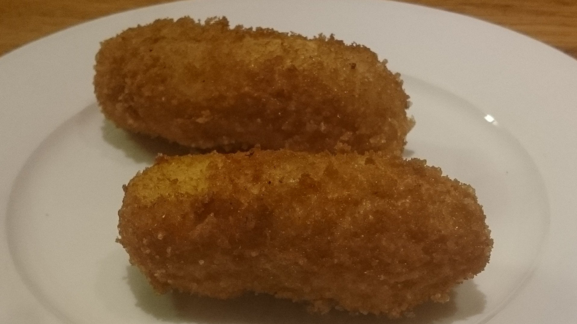 Patato croquettes recipe