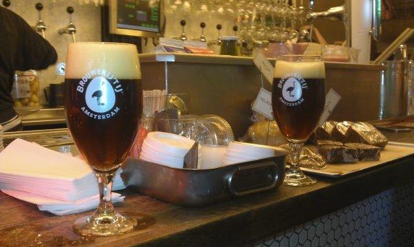 Ijbok bier Bar Bukowski