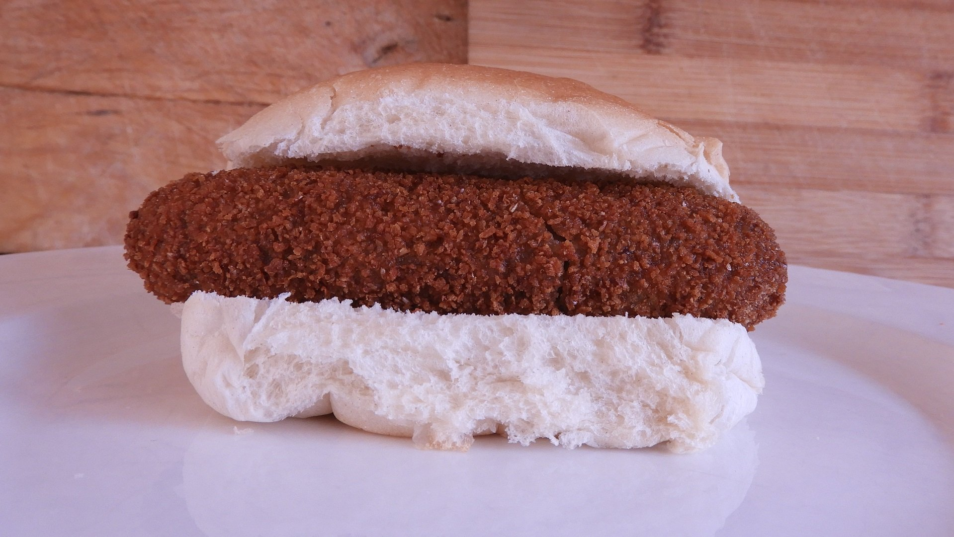 Broodje kroketburger